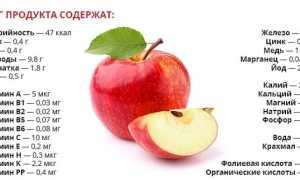 Дикие яблоки польза и вред