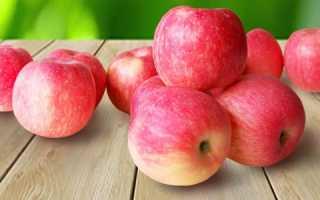Откуда яблоки фуджи