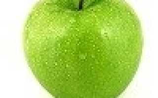 Сколько весит одно среднее яблоко в граммах