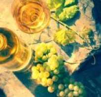 Вино из мускатного винограда