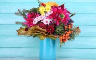 Какие цветы стоят дольше всего
